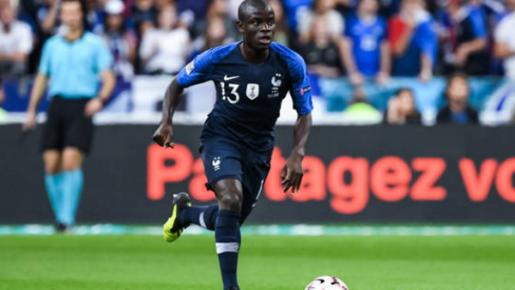 Chấm điểm Pháp trận Đức: Thất vọng Ngoại hạng Anh
