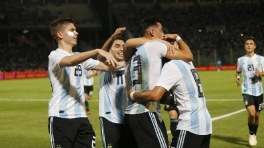 Highlights: Argentina 2-0 Mexico (Giao hữu)