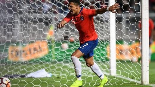 Sút hỏng 11m, Sanchez như nổi khùng khi Chile thất trận