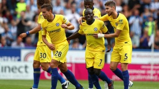 Chấm điểm Chelsea trận Brighton: Dấu ấn Hazard; Alonso gây hoang mang
