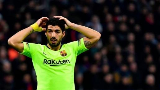 Chấm điểm Barca: Suarez dưới trung bình