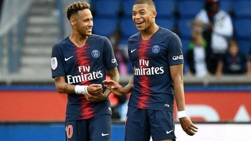 10 ngôi sao giá trị nhất Ligue 1: Neymar 'hít khói' Kylian Mbappe