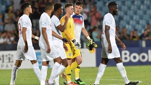 Mục tiêu của Man Utd 'phá team', U21 Anh cay đắng thua ngược Pháp