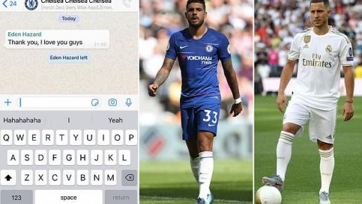 Tới Real, Hazard làm điều tàn nhẫn với Chelsea
