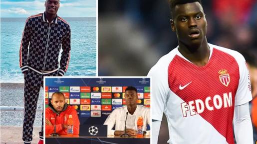 Benoit Badiashile là ai mà được Man United theo đuổi?