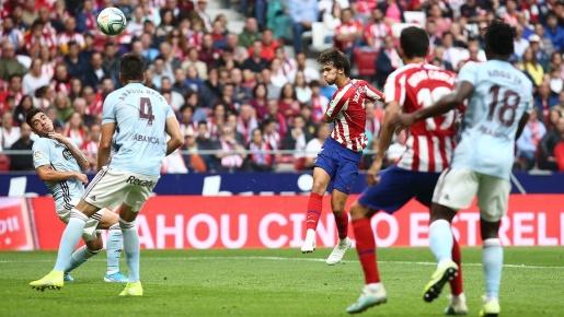 Atletico bất ngờ bị 'bại tướng' của Real cầm chân đầy bế tắc
