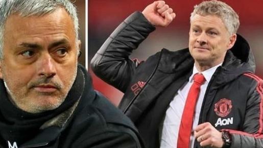 Mourinho 'cà khịa' thất bại của M.U, Solskjaer phản pháo gay gắt