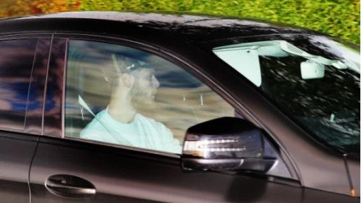 Chấn thương, De Gea vẫn tới sân tập của Man Utd