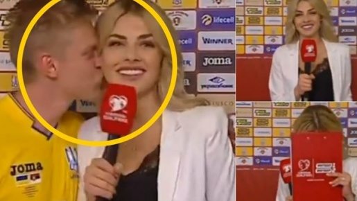 Cưỡng hôn bạn gái xinh mơ màng, 'nỗi đau của Ronaldo' rước luôn nàng về dinh