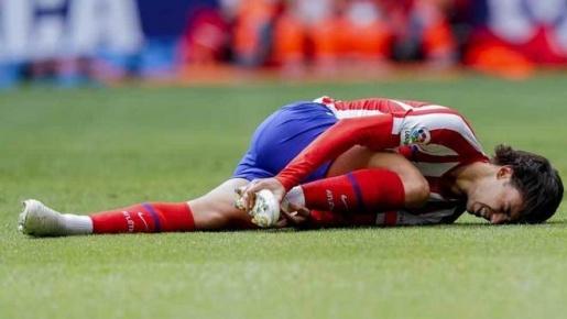 Felix chấn thương, Atletico tổn thất nặng nề trong ngày đánh rơi điểm trước Valencia