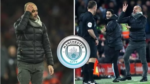 FA đưa ra phán quyết về hành vi mỉa mai trọng tài của Pep Guardiola