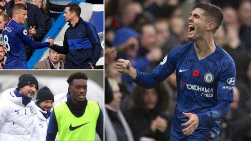 Lampard có cách 'đắc nhân tâm' khác biệt rõ rệt so với Mourinho và Sarri
