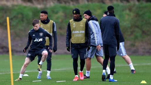 Man Utd đấu Club Brugge: Cầu thủ chạy cánh 'lạ hoắc' góp mặt