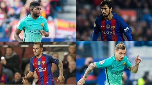 5 tân binh của Barca trong mùa hè năm 2016 giờ ra sao?
