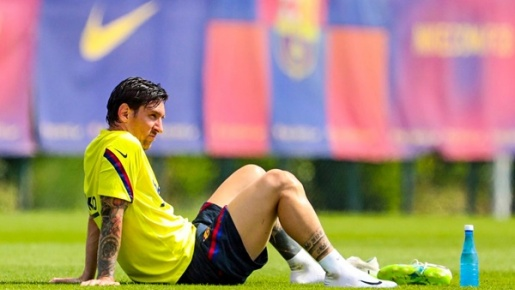 Lionel Messi trầm tư trước lịch thi đấu khó khăn