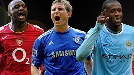Top 10 tiền vệ trung tâm đỉnh nhất lịch sử EPL: Quỷ đầu đàn Keane, 'Lá chắn' Arsenal