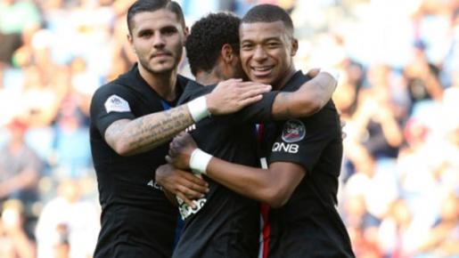 PSG tái xuất, giã nát đối thủ với tỉ số 9-0