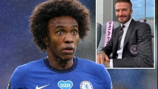 Từ chối David Beckham, đây là điều mà công thần của Chelsea mong muốn