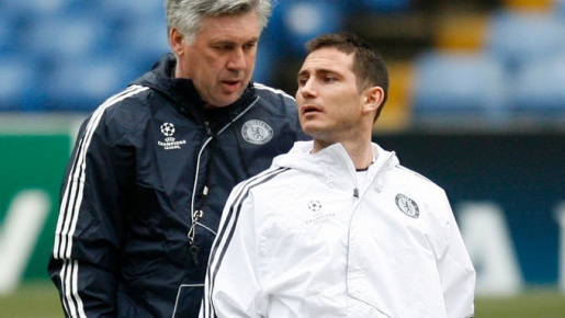 Lampard đối đầu thầy cũ Ancelotti vì 'máy chạy' của Real Madrid