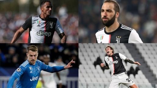 11 cầu thủ sắp bị Juventus đẩy ra đường: 2 'món hàng hớ' từ Premier League góp mặt
