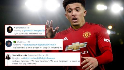 CĐV Man Utd phẫn nộ: 'Làm ơn chi tiền ngay và đưa cậu ấy về Old Trafford'