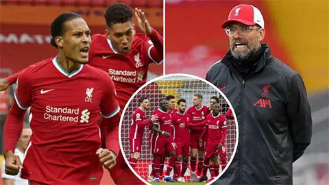 Liverpool ra sân với đội hình nào để khuất phục Chelsea?