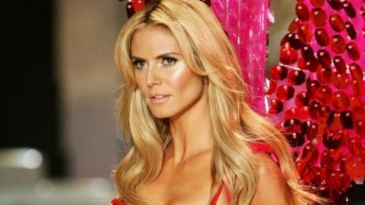 Heidi Klum - Huyền thoại Victoria's Secret, sẵn sàng cởi đồ vì Bayern