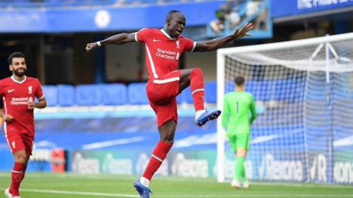 10 con số ấn tượng trận Chelsea 0 - 2 Liverpool: Mane vượt mặt CR7