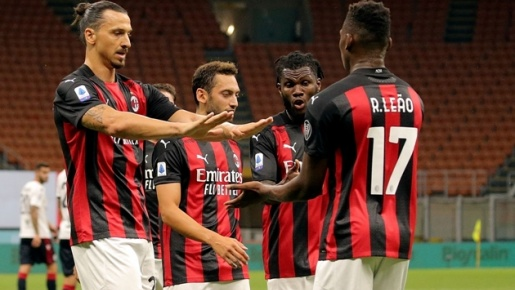 AC Milan 'toang' mạnh: 1 cầu thủ nhiễm COVID-19, nguy cơ bị xử thua ở Europa League