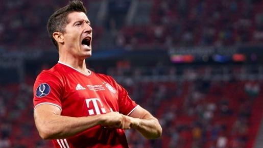 Lewandowski khiến Bayern Munich mất 2 'siêu phẩm' trước Sevilla