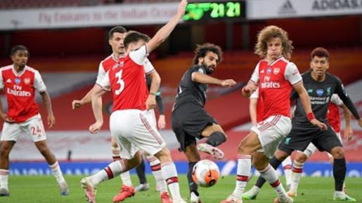 Đấu Liverpool, Arsenal tung đội hình với bộ 3 hủy diệt