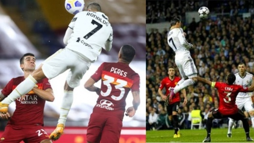 Tái hiện 'cơn ác mộng' của Evra, Ronaldo giúp Juve nhọc nhằn giành 1 điểm
