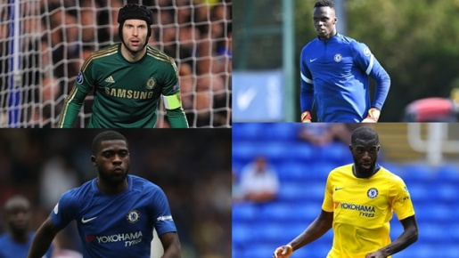 Edouard Mendy và những cầu thủ từng khoác áo Chelsea, Rennes