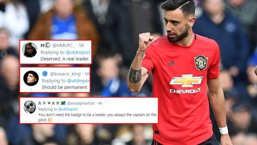 CĐV Man Utd: 'Không cần băng đội trưởng, cậu ấy đã là Quỷ đầu đàn từ lâu'