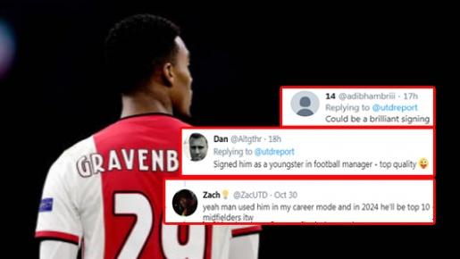 CĐV Man Utd: 'Mua ngay cái tên ấy về thay thế cho Paul Poga'