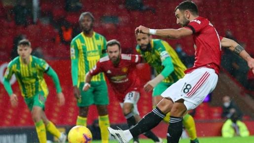 10 con số ấn tượng sau vòng 9 EPL: 'Ông hoàng penalty' Man Utd