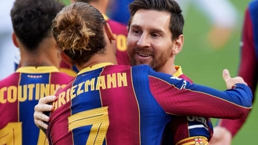 Vắng Messi, Barcelona ra sân tại Champions League với đội hình nào?