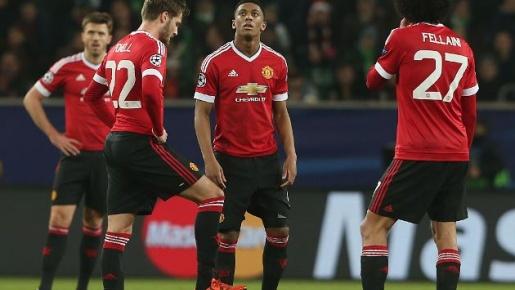 Đội hình Man Utd bị 'KO' ở Đức năm 2015 giờ vẫn còn 5 người