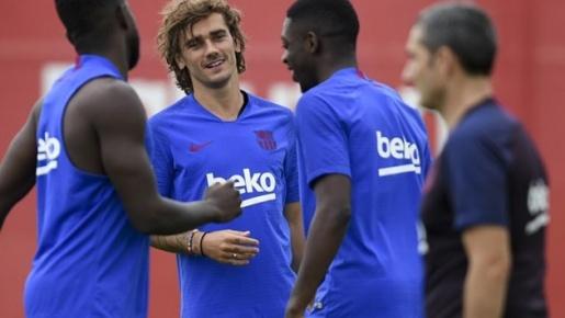 Nhìn Griezmann thế này, Barca còn cần gì Neymar