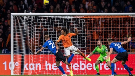 Sao Liverpool có 'lần đầu tiên' cho đội tuyển, Hà Lan kết thúc vòng loại Euro tưng bừng