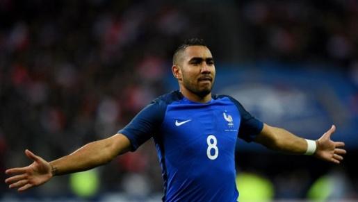 Payet chính là người gánh đội tuyển Pháp. Ảnh: Internet.