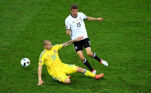 Đức vẫn thiếu các phương án tấn công.