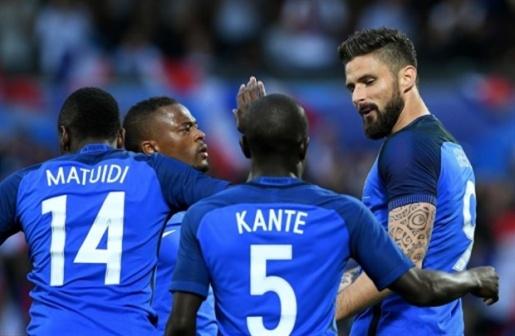 Tuyển Pháp đang có mọi thứ trong tay để vô địch EURO năm nay.