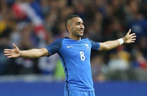 Payet giúp tuyển Pháp có 3 điểm ngày ra quân. Ảnh: Internet.