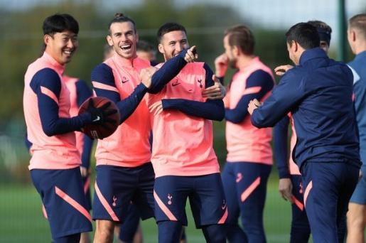Son Heung-min outlines his first impressions of Gareth Bale after Tottenham return - Bóng Đá