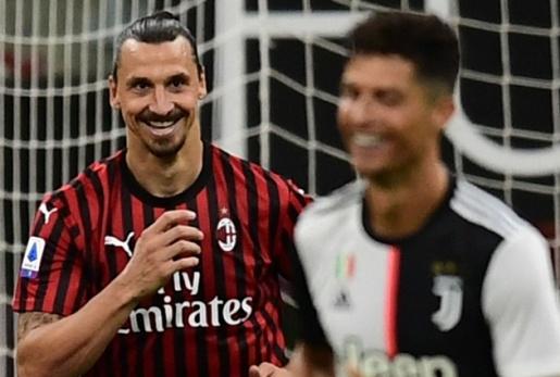 Sau trận đấu với Inter, Ibrahimovic đã đúng khi nói về Ronaldo? - Bóng Đá