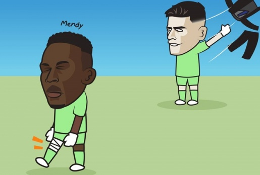 Cười té khói với loạt ảnh chế vòng 5 Premier League - Bóng Đá