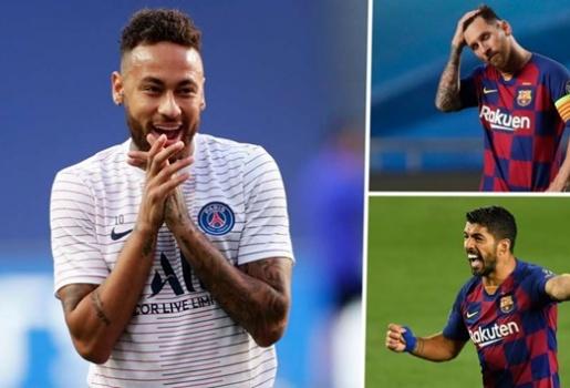 Scott Minto: Neymar đã sai lầm khi rời khỏi Barcelona