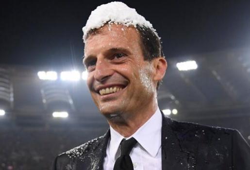 Góc Juventus: Allegri sẽ đi, nhưng không phải vào lúc này