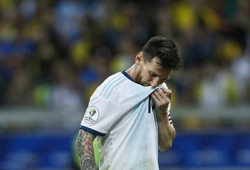 Messi không còn là ứng viên cho danh hiệu Quả bóng vàng?